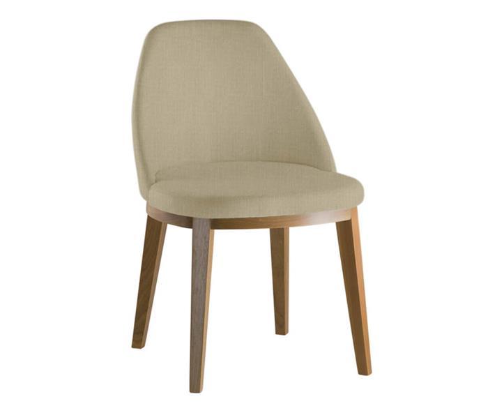 cadeira estofada maxime 071404 cadeira estofada maxime bege