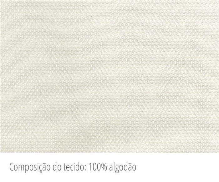 cabeceira estofada king fabric (100% algodão) 115613 tecido cabeceira estofada king fabric cru