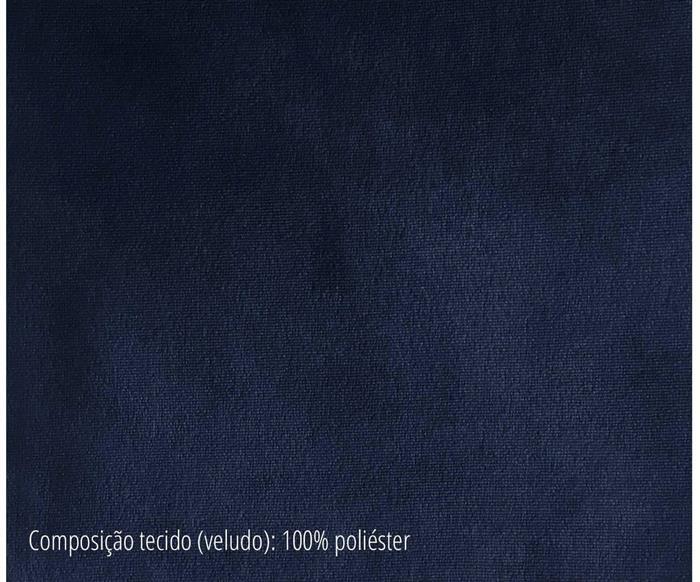 cabeceira com tachas casal (em veludo) 097903 1