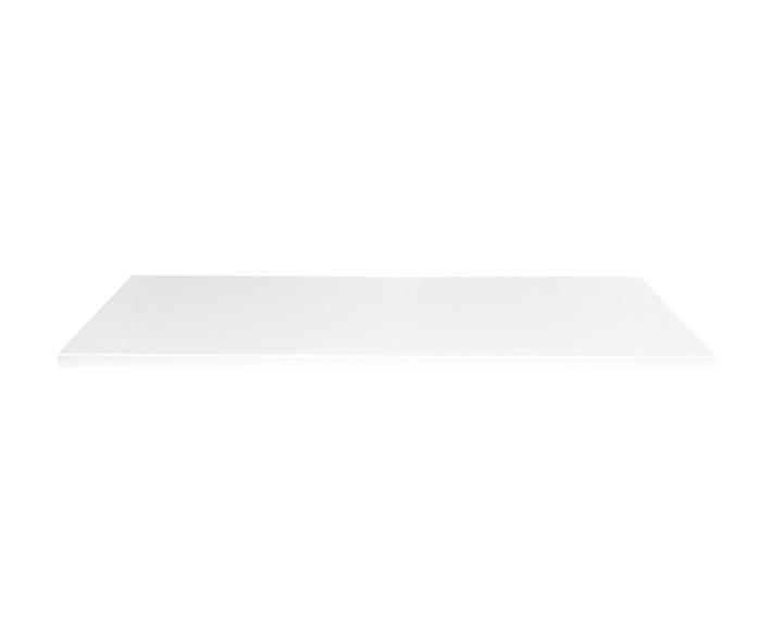 prateleira média para estante cubic 083006 prat m branca