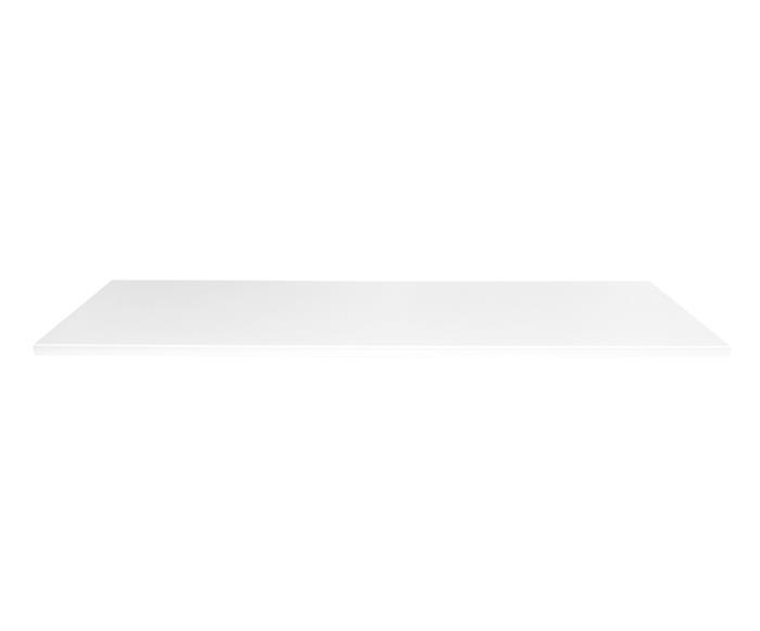 prateleira grande para estante cubic 083106 PRAT G BRANCA