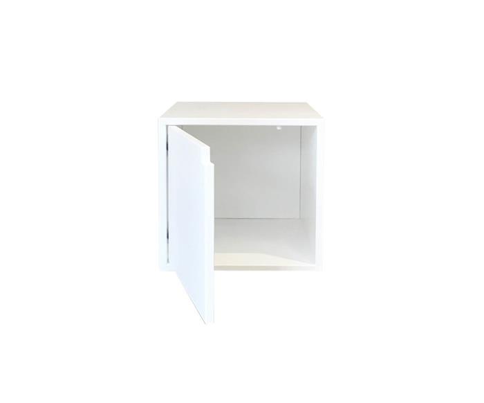 nicho com porta para estante cubic 082706 nicho porta br 2