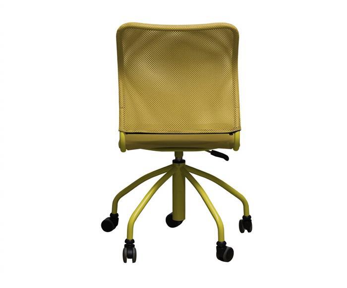 cadeira app giratória 031701 cadeira app giratória amarela