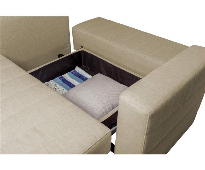 sofá-cama baú nest 127204  sofá-cama com bau linho bege 4
