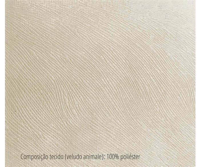 poltrona redonda em veludo compact 100404 3