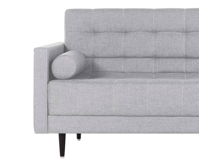 sofá-cama must 090308 sofa-cama de casal em linho cinza com rolinhos 2
