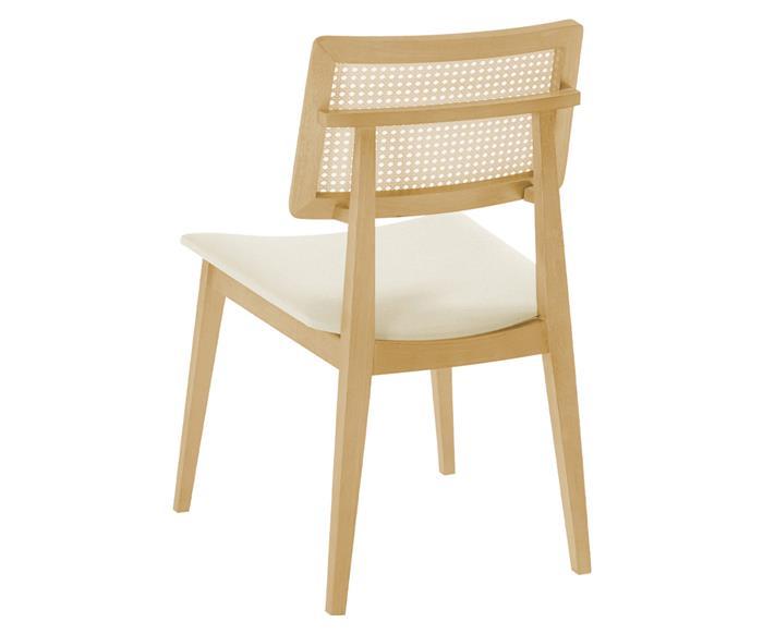 cadeira com palha cadiz 132517 cadeira com palha cadiz madeira clara