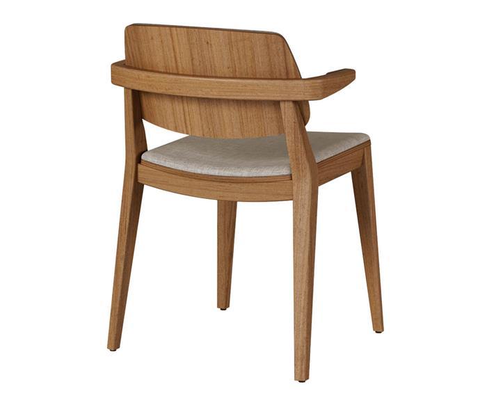 poltrona empilhável em madeira maciça otranto 136004 poltrona empilhável em madeira maciça otranto bege