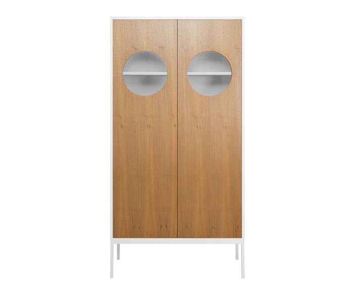armário cristaleira em madeira chelsea 129706 armário cristaleira em freijó chelsea branco