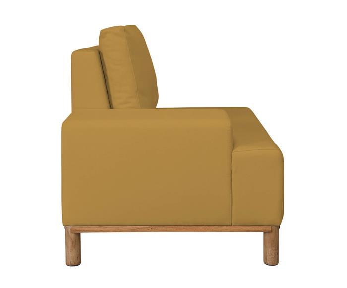 módulo com braço esquerdo - sofá modular 203 139201G sofa modular linho amarelo3