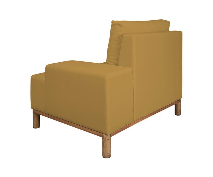 módulo com braço direito - sofá modular 203 139301G sofa modular linho amarelo3