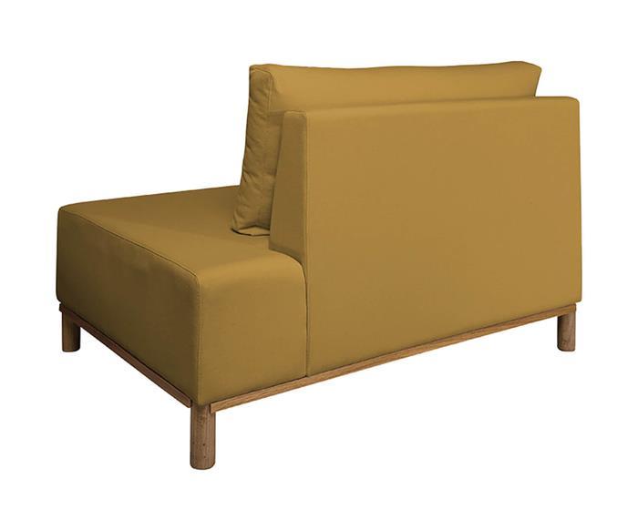 módulo recamier terminação direita - sofá modular 203 319603G sofa modular modulo recamier amarelo3