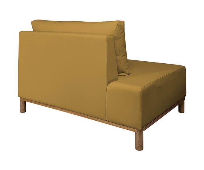 módulo recamier terminação esquerda - sofá modular 203 139701G modulo recamier sofa modular amarelo3
