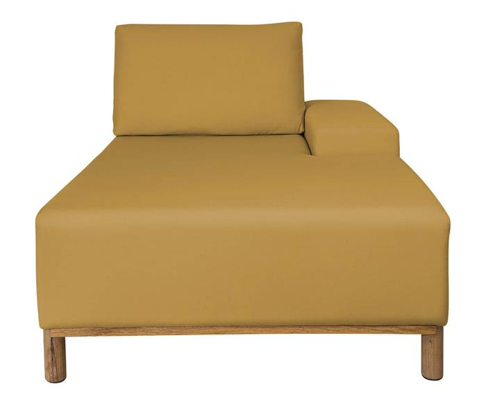 módulo chaise braço direito - sofá modular 203 139401 sofa modular chaise amarelo1