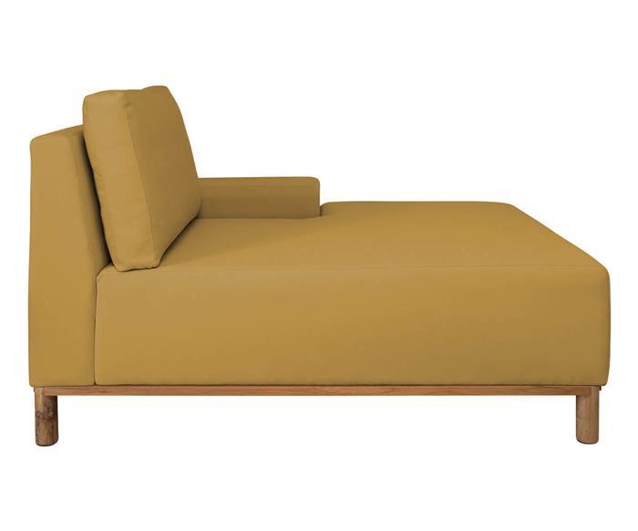 módulo chaise braço direito - sofá modular 203 139401 sofa modular chaise amarelo2
