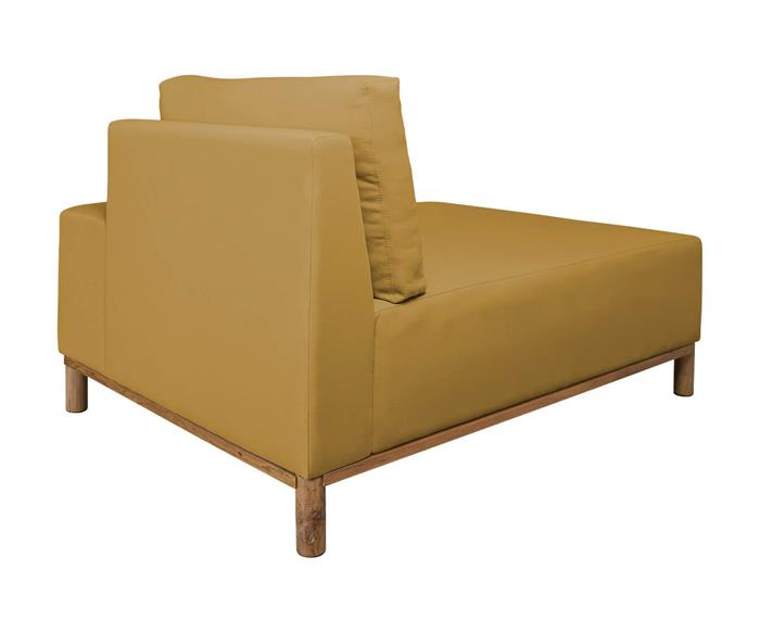 módulo chaise braço direito - sofá modular 203 139401 sofa modular chaise amarelo3