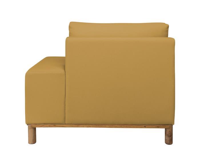 módulo chaise braço direito - sofá modular 203 139401 sofa modular chaise amarelo4