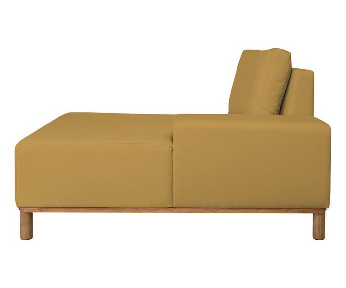 módulo chaise braço direito - sofá modular 203 139401 sofa modular chaise amarelo5