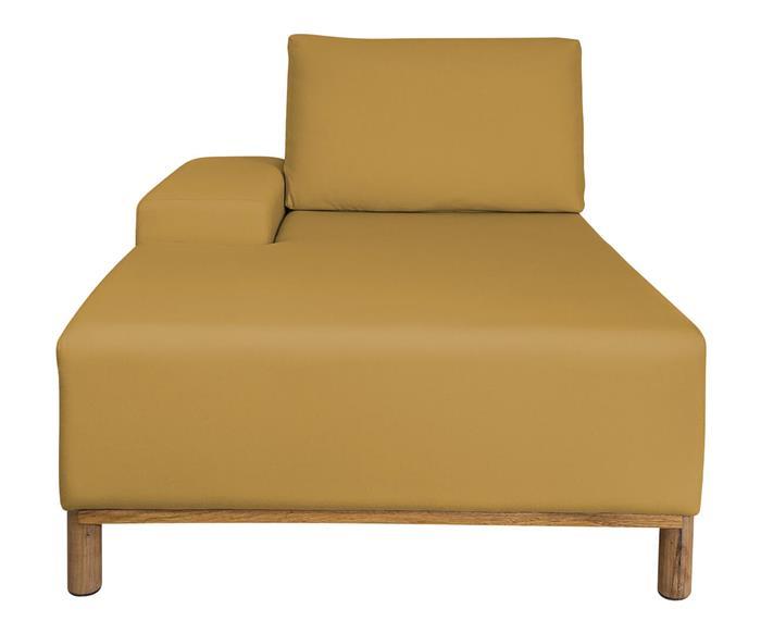 módulo chaise braço esquerdo - sofá modular 203 139503 chiase sofa modular amarelo2