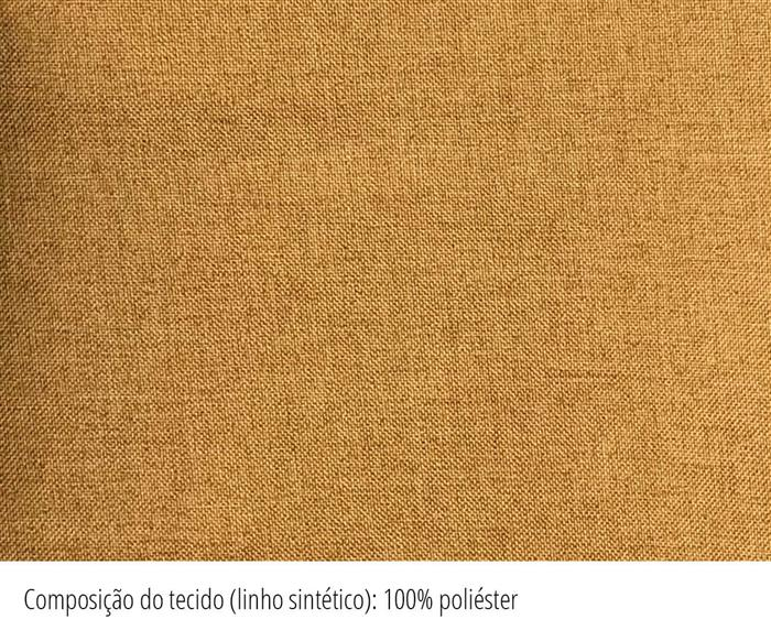 módulo chaise braço esquerdo - sofá modular 203 139503 tecido