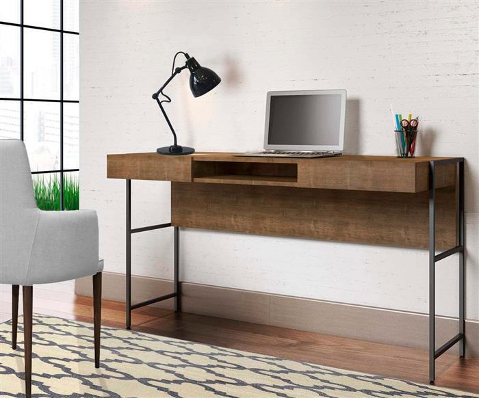 escrivaninha com gavetas camden 1106G escrivaninha com gavetas camden grande
