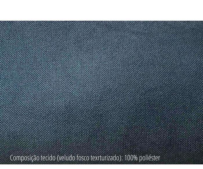 sofá retrátil e reclinável modern (molejo duplo) 122903G TECIDO