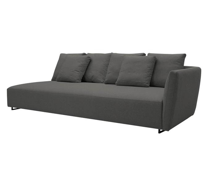 sofá com um braço 4 lugares cloud (modular) 091809BD sofá com um braço 4 lugares CINZA (modular) 1