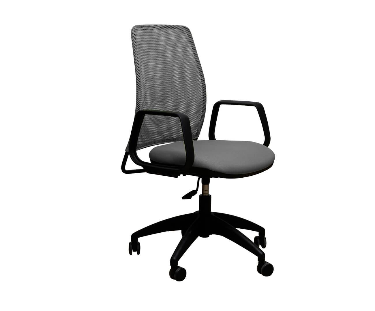 cadeira de escritório com braços job 0321
