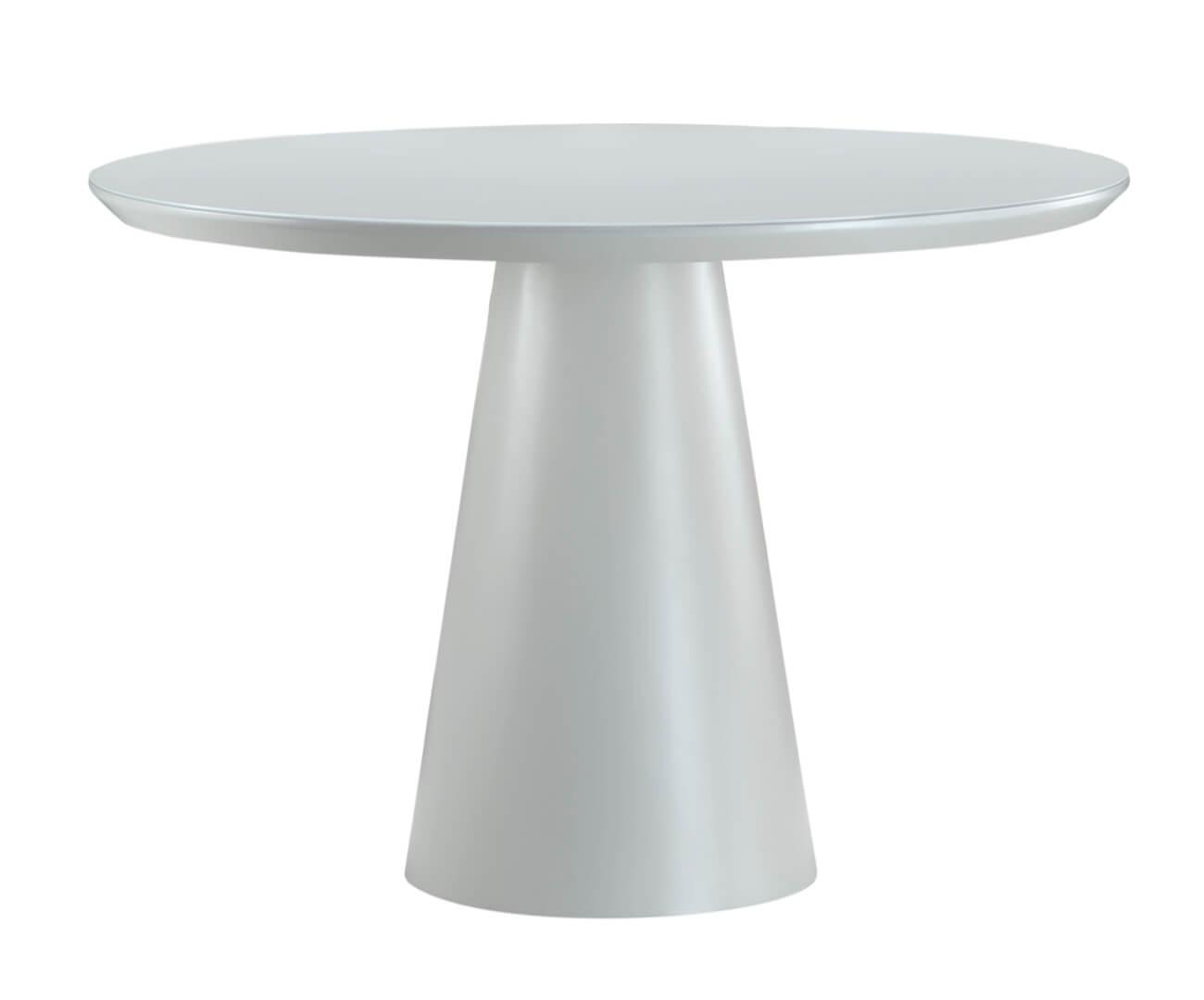 mesa de jantar cone veneza em laca 0982
