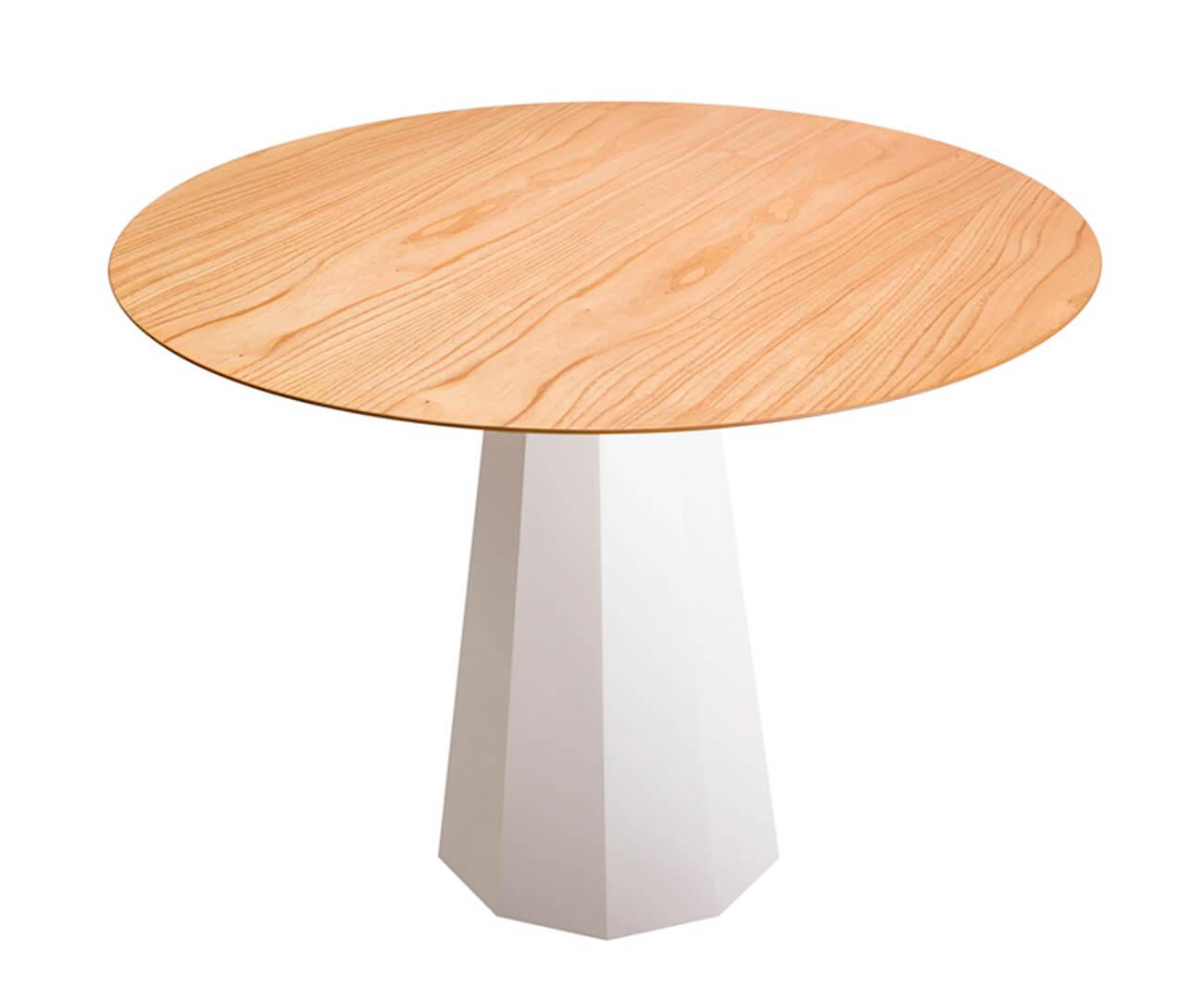 mesa de jantar cone hexagonal lyon 1053
