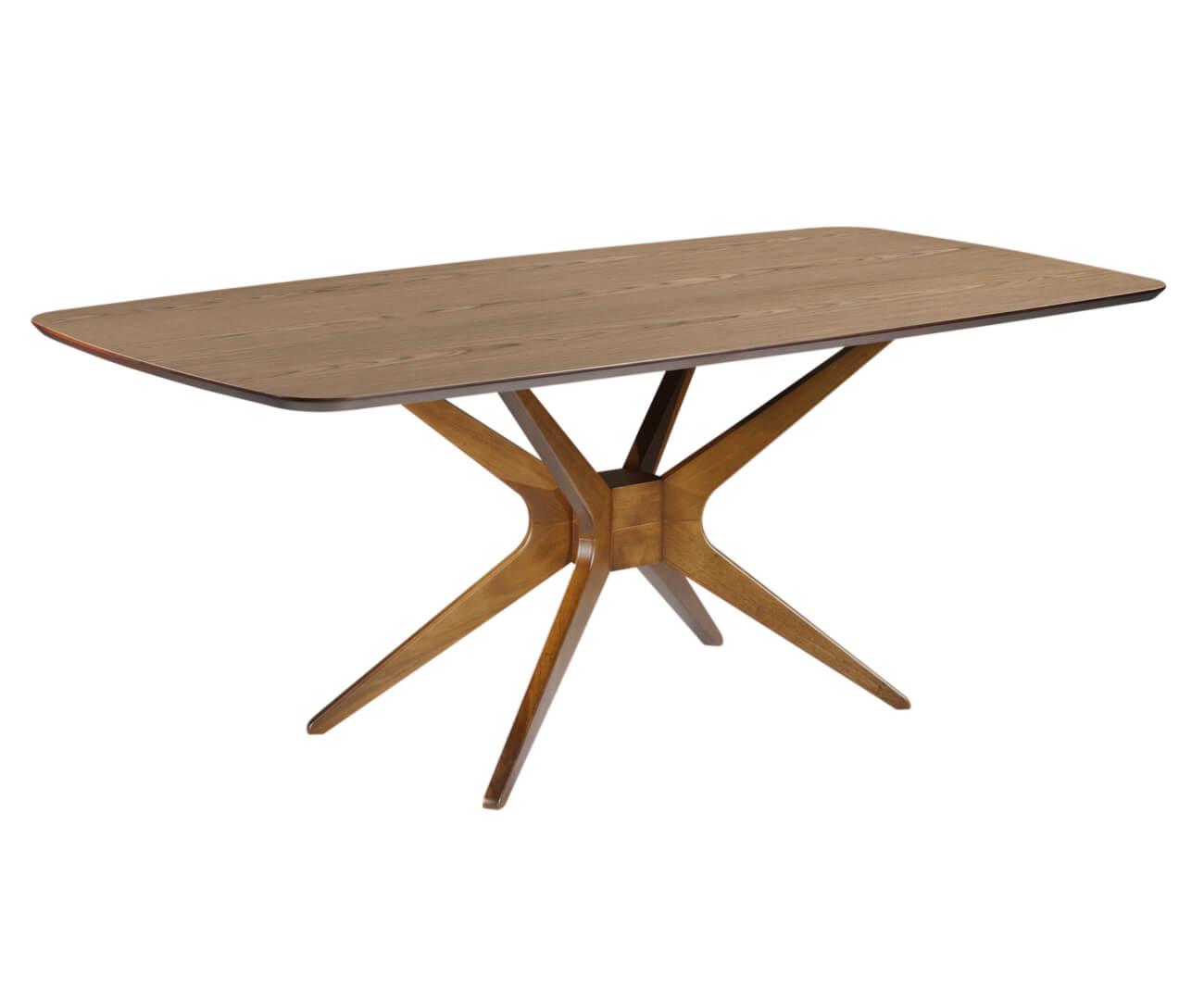 mesa de jantar em madeira xs 0304