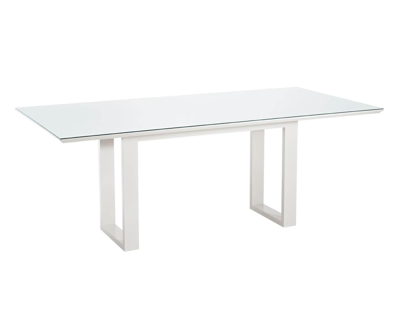 mesa de jantar laqueada buritis 0409