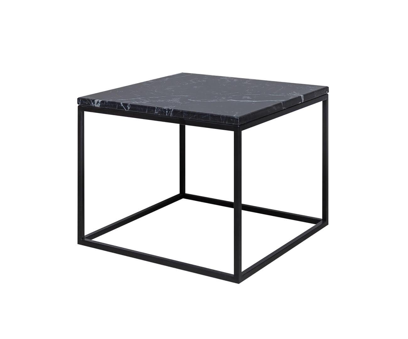 mesa de centro em granito via láctea cube 1303