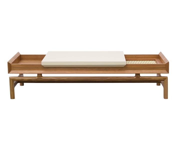 mesa de centro com palha natural bossa 0054