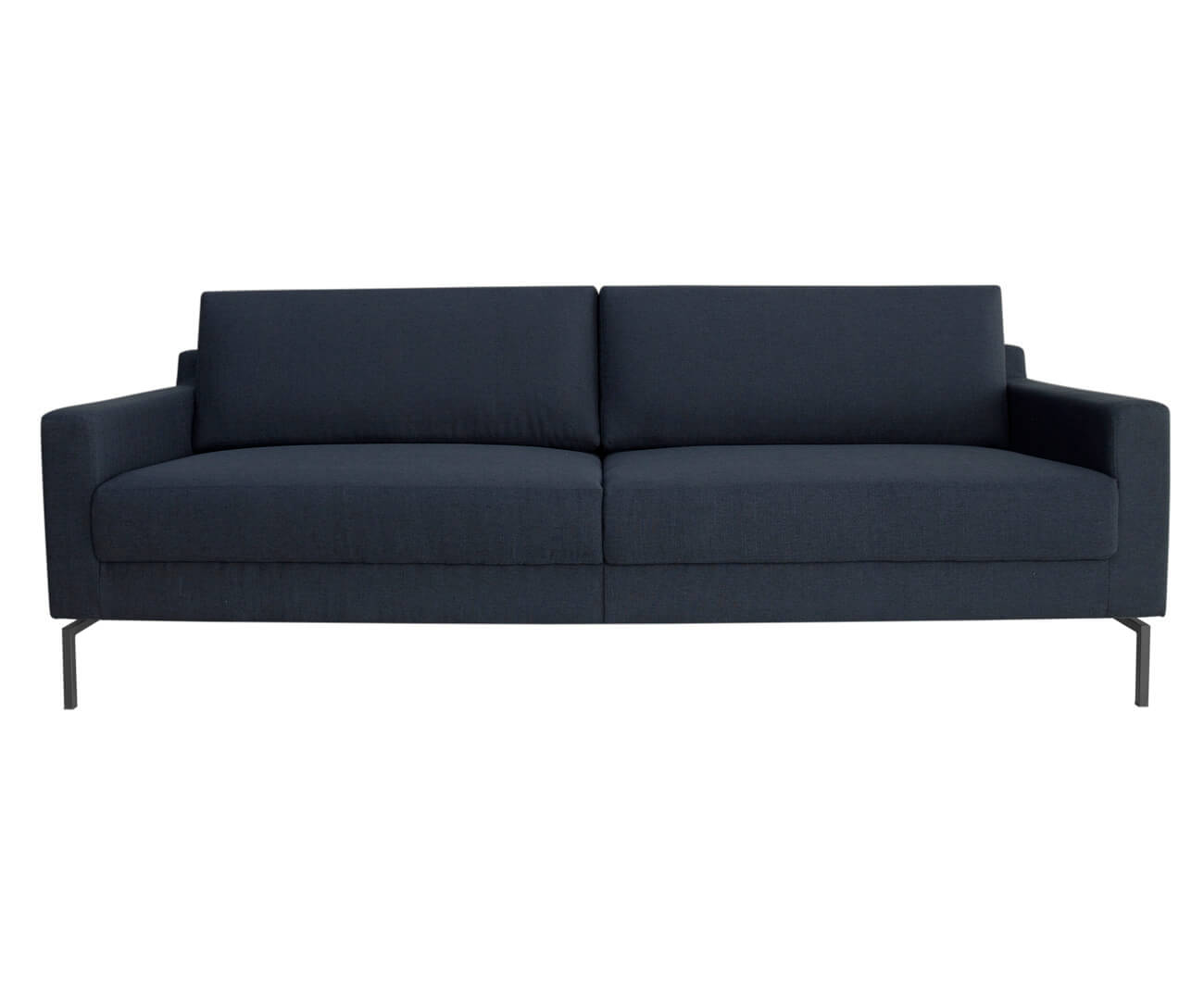 sofá bipartido 3 lugares boxy 1092