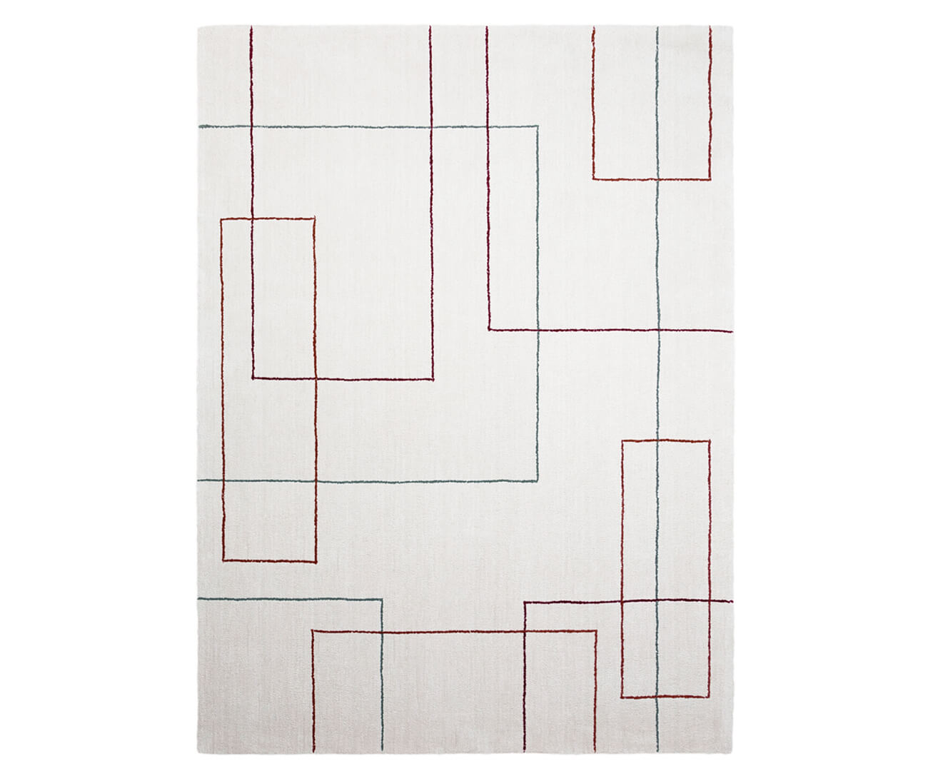 tapete retângulos coloridos 1311