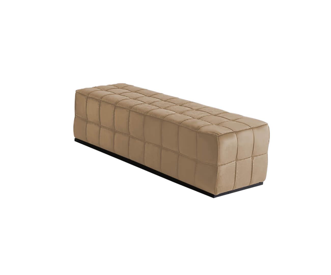 puff estofado quadratto retangular 0288
