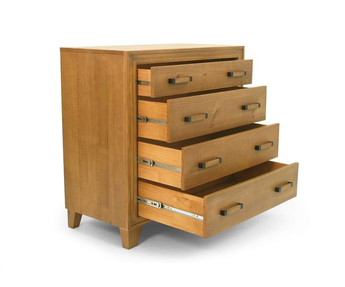 cômoda em madeira maciça nash 0621 cômoda em madeira maciça 4