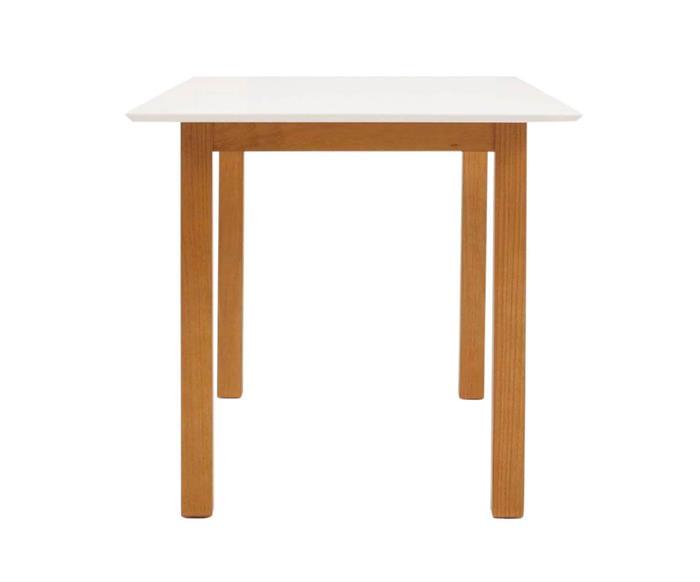 mesa de jantar tampo branco urban 0859 mesa de jantar tampo branco urban