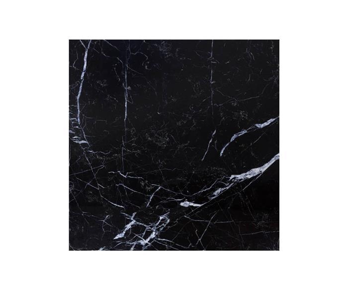 mesa de centro em granito via láctea cube 1303 granito preto via láctea