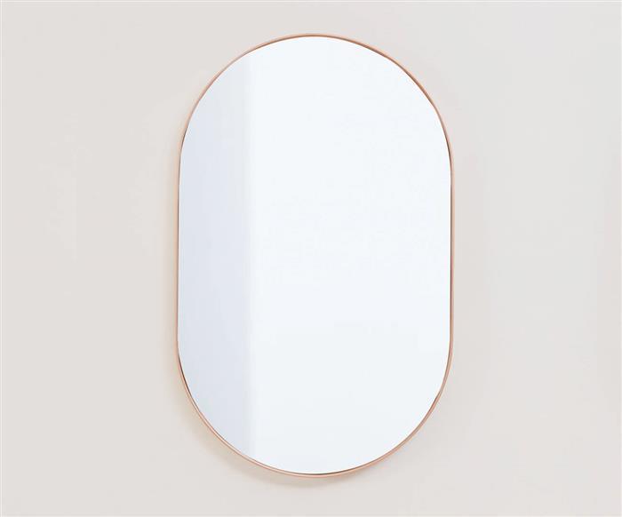 espelho oval cobre asturias 1136 espelho oval cobre asturias