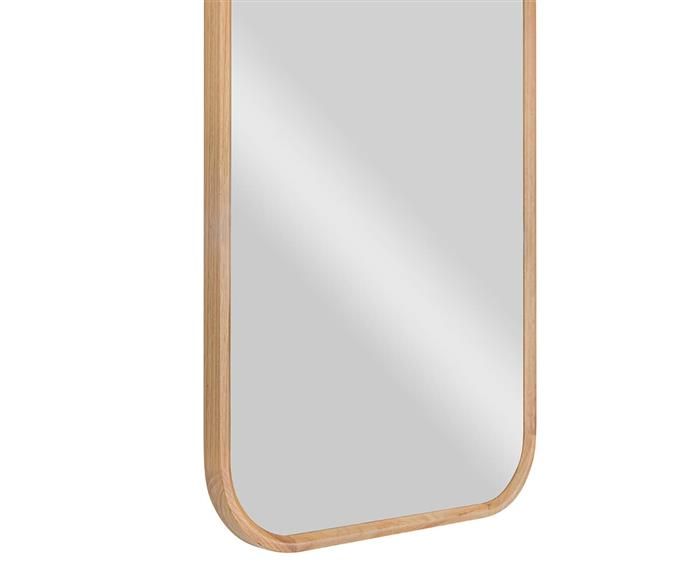 espelho retangular em madeira oslo 1345 espelho retangular em madeira oslo