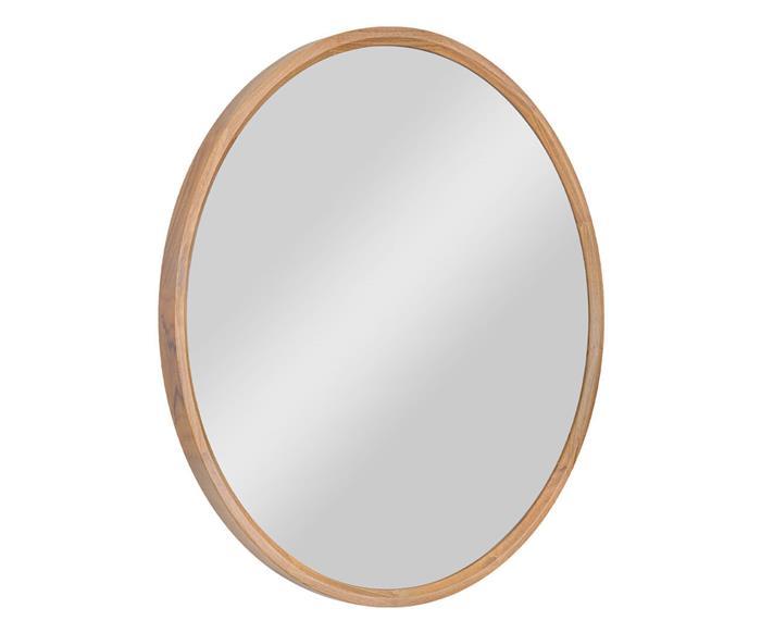 espelho redondo em madeira 70cm oslo 1348 espelho redondo em madeira 70cm oslo