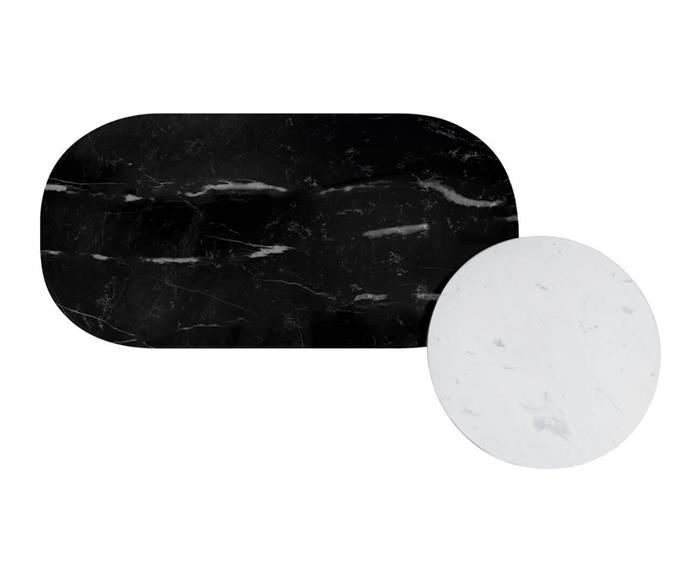 conjunto de mesa de centro em pedras naturais drops 1354 pedras naturais brasileiras