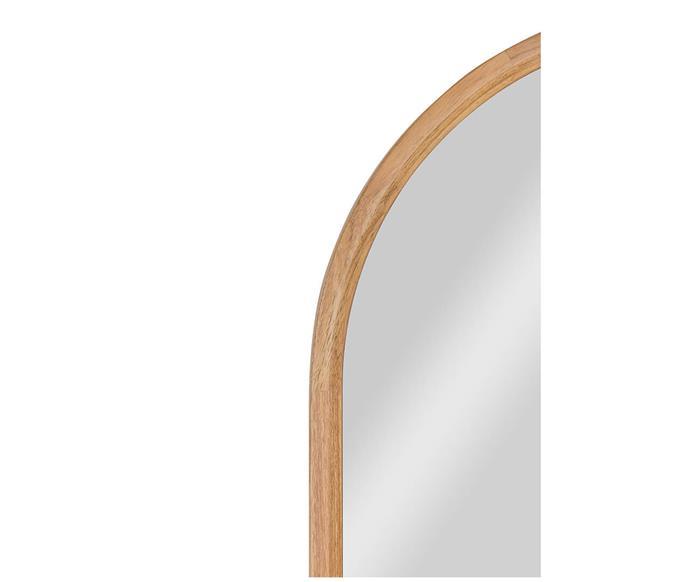 espelho de corpo inteiro em madeira arco 1358 espelho de corpo inteiro em madeira arco