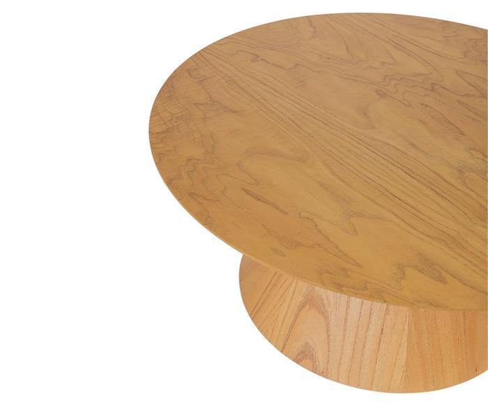 mesa de centro redonda veneza 1386 mesa de centro madeira redonda