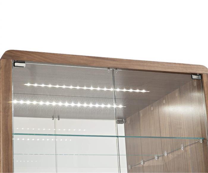 cristaleira com iluminação alcantara 1018 cristaleira com iluminação alcantara
